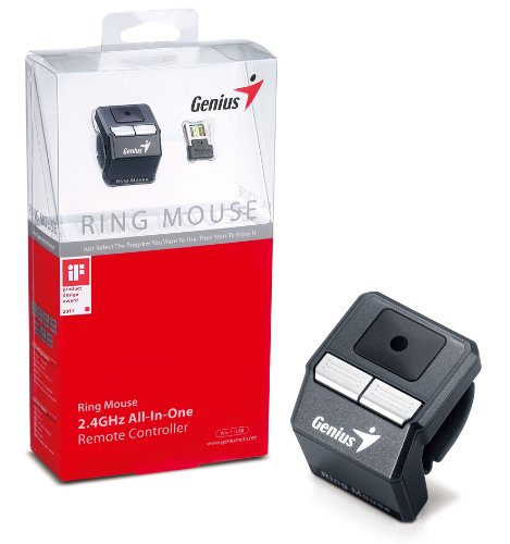 Genius Wireless Ring Mouse