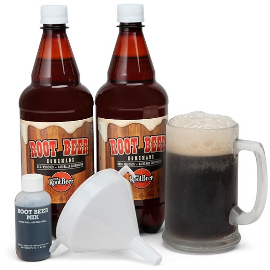 Brew your own root beer at home