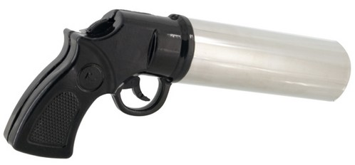 fireextinguishergun small DryShot Fire Extinguisher Gun   shoot the breeze, er fire...