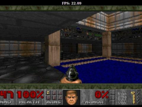 Play the original Doom for free, inside your web browser