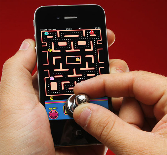 JOYSTICK-IT gets shrunk down for smartphones