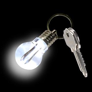 LiteBulb Keyring Light