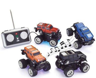 RC Dancing Truck