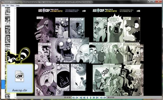 Easily download webcomics for offline browsing with Pilfer
