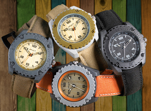 Sprout Biodegradable Watches