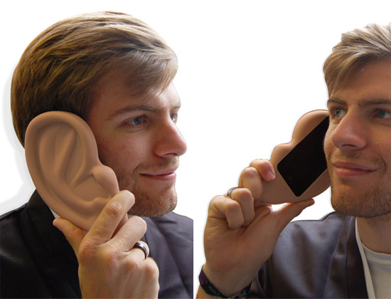 Ear Case will certainly turn a few heads
