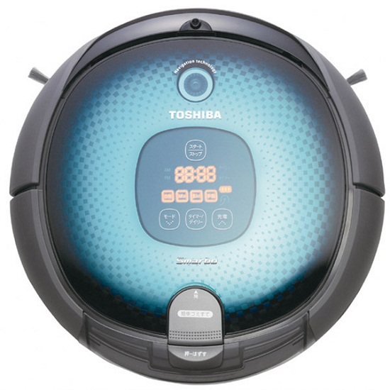 Toshiba Smarbo aims to take on the Roomba