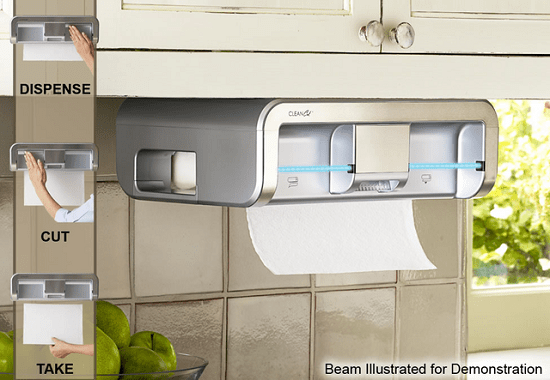Automatic Paper Towel Dispenser