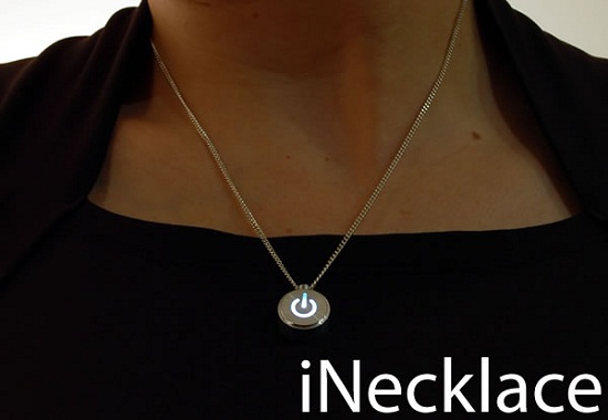 iNecklace goes all out for nerdy fashion