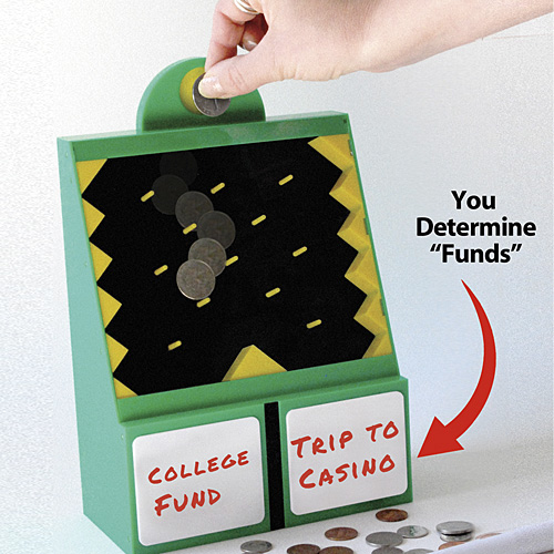 50/50 Savings Bank splits your money for you