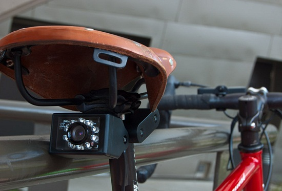 Owl 360 adds a rear camera to your bike