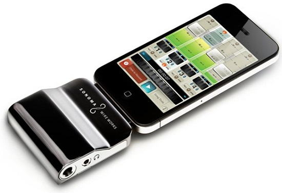 Sonoma GuitarJack for iPhone
