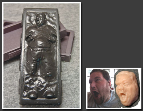 Get your likeness trapped in carbonite