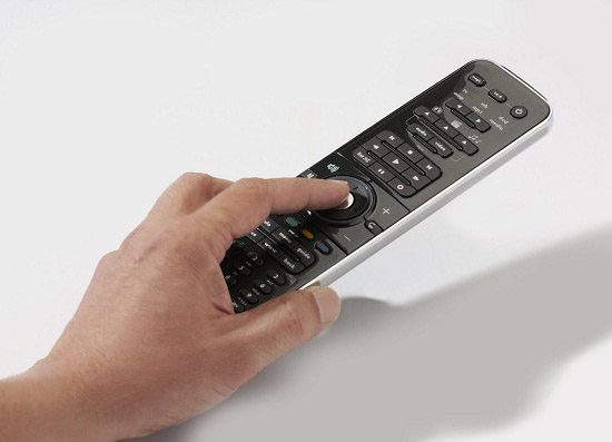One For All remote gives you motion controls