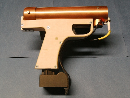 Build your own handheld flamethrower