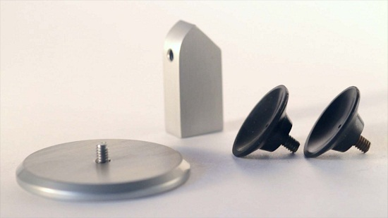 The Oona is a versatile smartphone stand