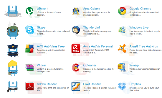 AllMyApps makes re-installing software on a new machine easier than ever