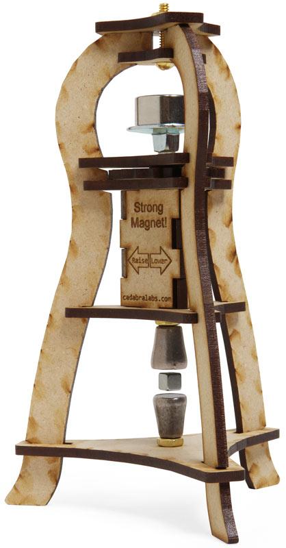 DIY Magnetic Levitating Sculpture Kit
