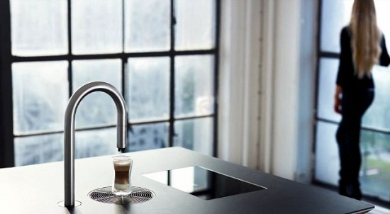 topbrewer Top Brewer keeps hot coffee on tap