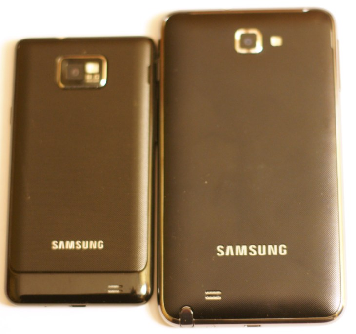 Samsung Galaxy Note Review – once you supersize can you go back…?*