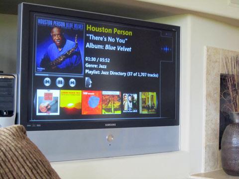 SLAG-FS is a simple media player designed for TVs