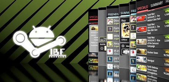 Steam for Android gives you the power of Steam on your phone [Daily Freeware]