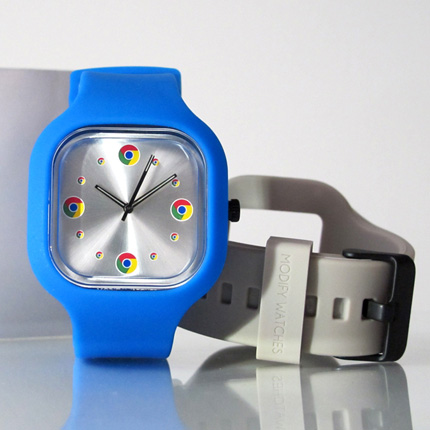 Would you wear a Google Chrome Watch?