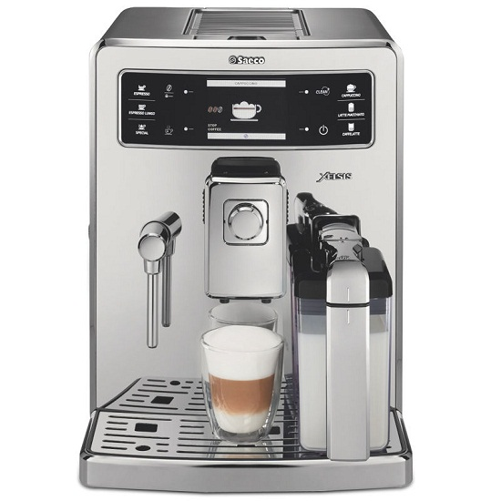 Does your espresso machine know you by touch?
