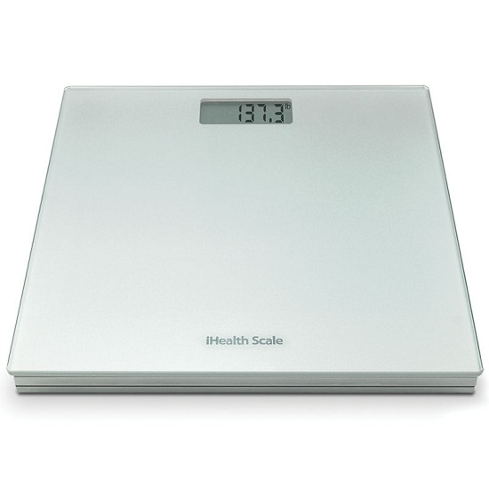 iPhone Weight Loss Tracking Scale