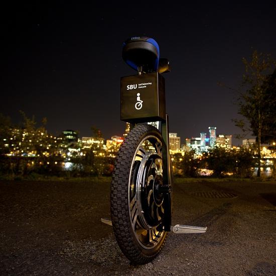 Self-Balancing Unicycle 2.0