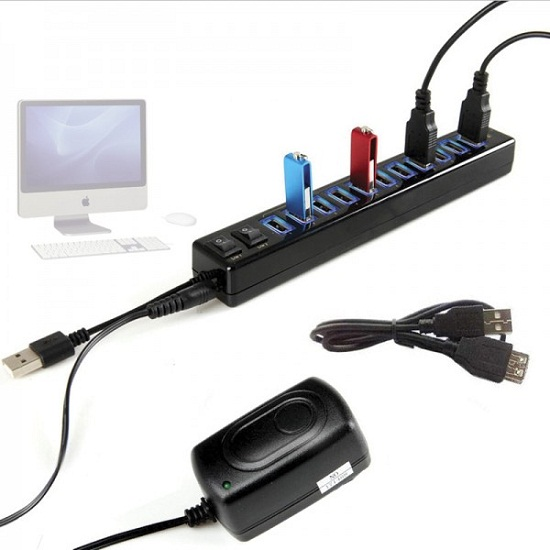 Do you need 12 USB ports?
