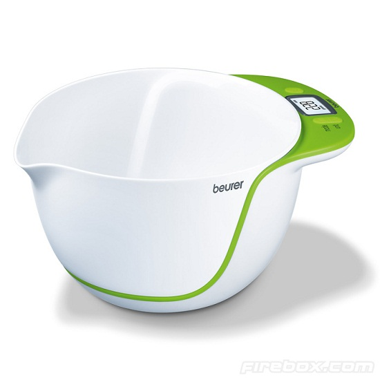 Is the Digital Mixing Bowl a bowl or a scale?