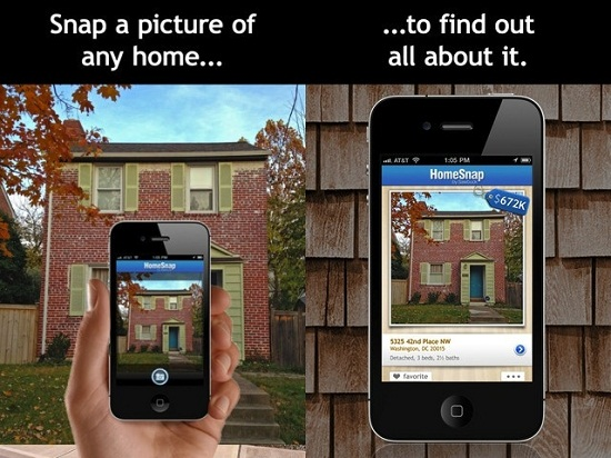 HomeSnap app knows more about your house than you do