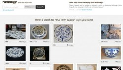Rummage turns eBay into a Pinterest clone for easier shopping