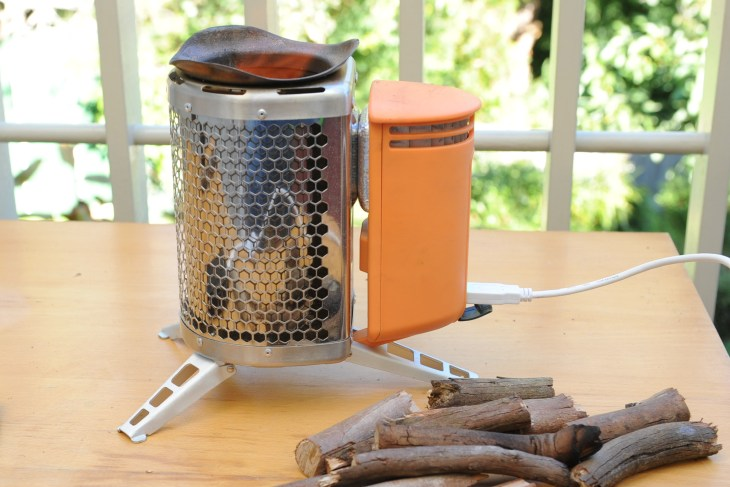 Biolite Stove review – Hands on with the camping stove for gadget lovers