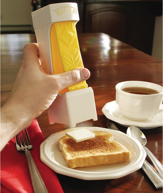 Butter Cutter gives you a perfect pat every time