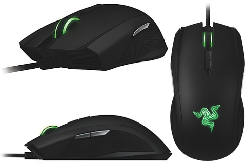 Razer Taipan is an ambidextrous gaming mouse