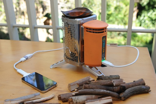 biolite stove small Biolite Stove review   Hands on with the camping stove for gadget lovers