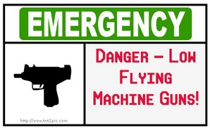 dangersigngenerator2 small Danger Sign Generator lets you create warning signs to protect against lawsuits