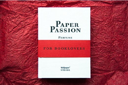 Paper Passion provides the best smell in the world