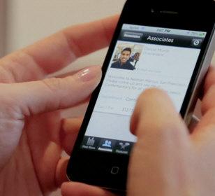 NM Service iPhone app provides a scary view of the future of shopping