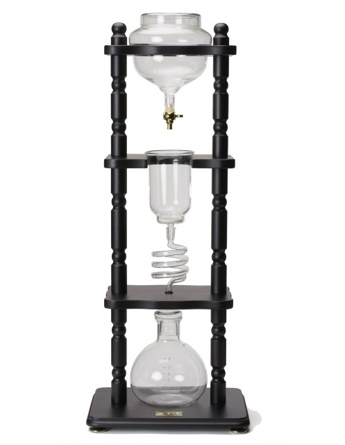 Yama Cold Brew Drip Tower takes coffee to new heights