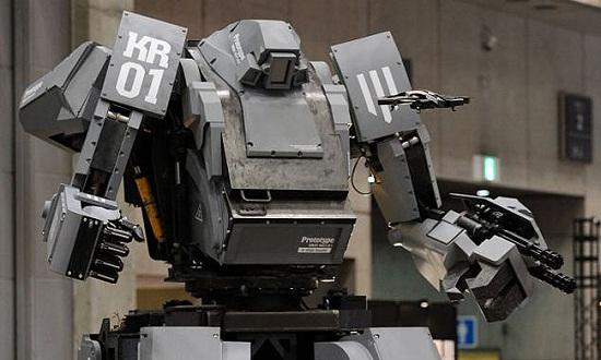 Diesel Powered MechWarrior brings us one step closer to having gundams