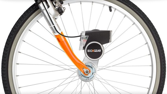 EcoXPower uses the power of you to charge your gear