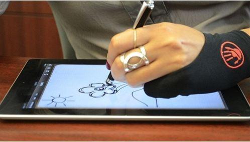 One Finger Hand Glider is an artist's best friend