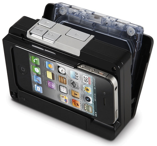 Cassette to iPod Converter is the modern day walkman