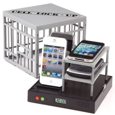 Cell Lock-Up will enforce family time
