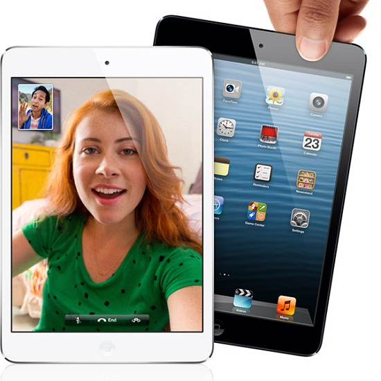iPad Mini, because good things come in small packages