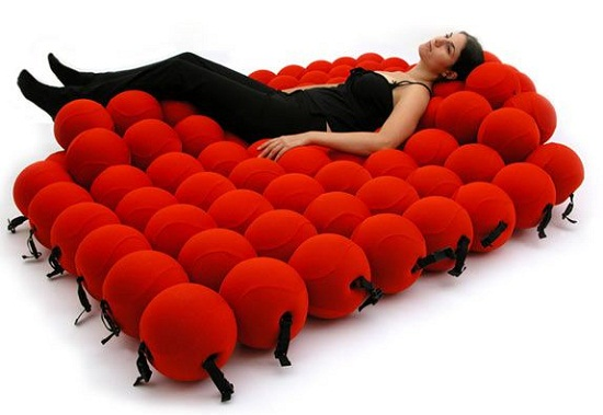 Feel Seating System Feel Seating System is a bed, its a chair, no....its Super Furniture!