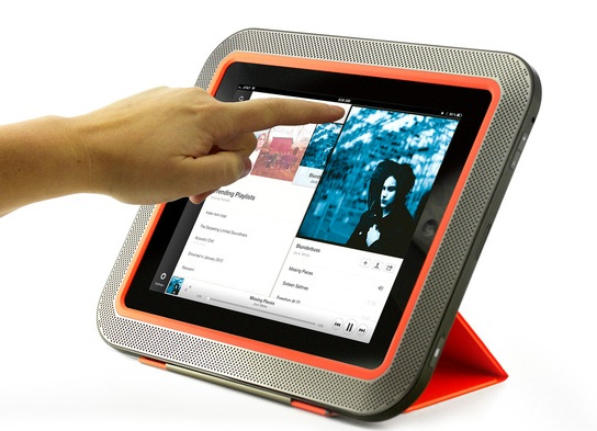 ORA gives you the sound quality you wish you had for your iPad